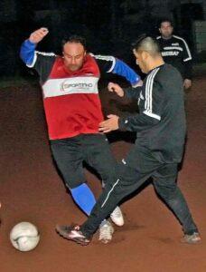 Begeisterung beim Fußball-Training von Herta Recklinghausen III