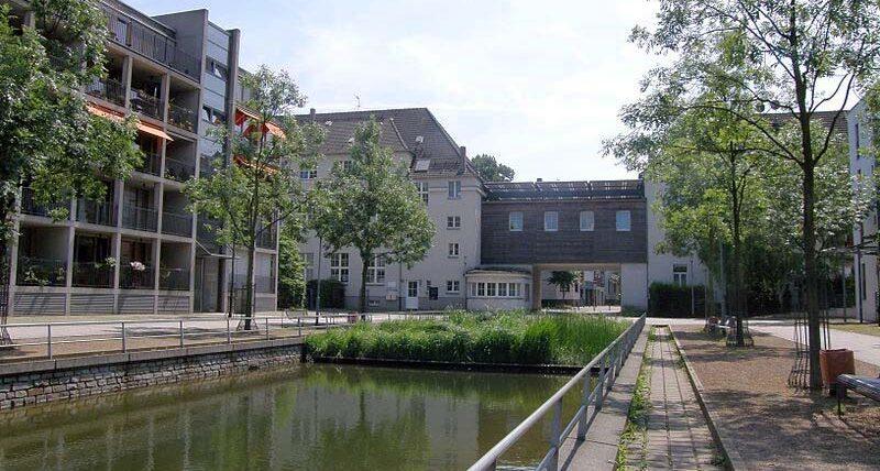 Innenhafen 3 - Gracht