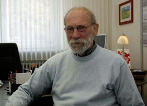 Der Leiter des Stadtteilbüros Marxloh, Hartmut Eichholz
