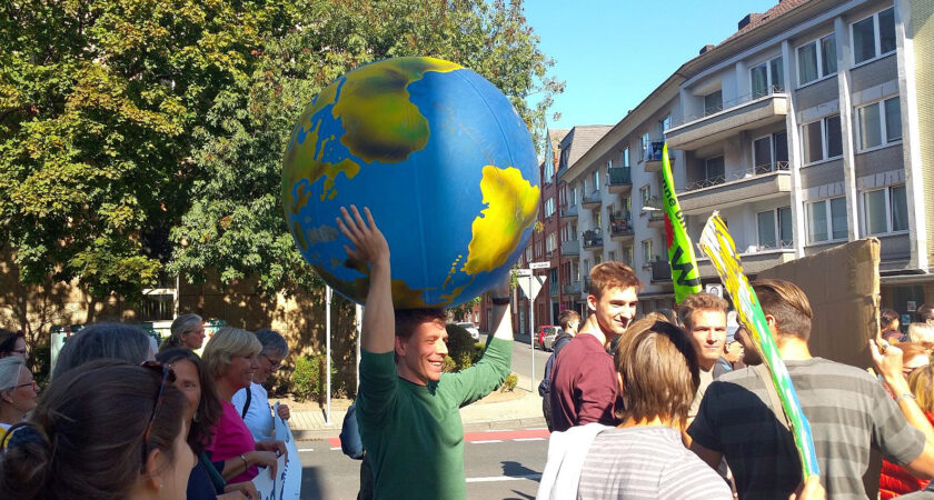 """""""Fridays For Future"""" in der City_2"""