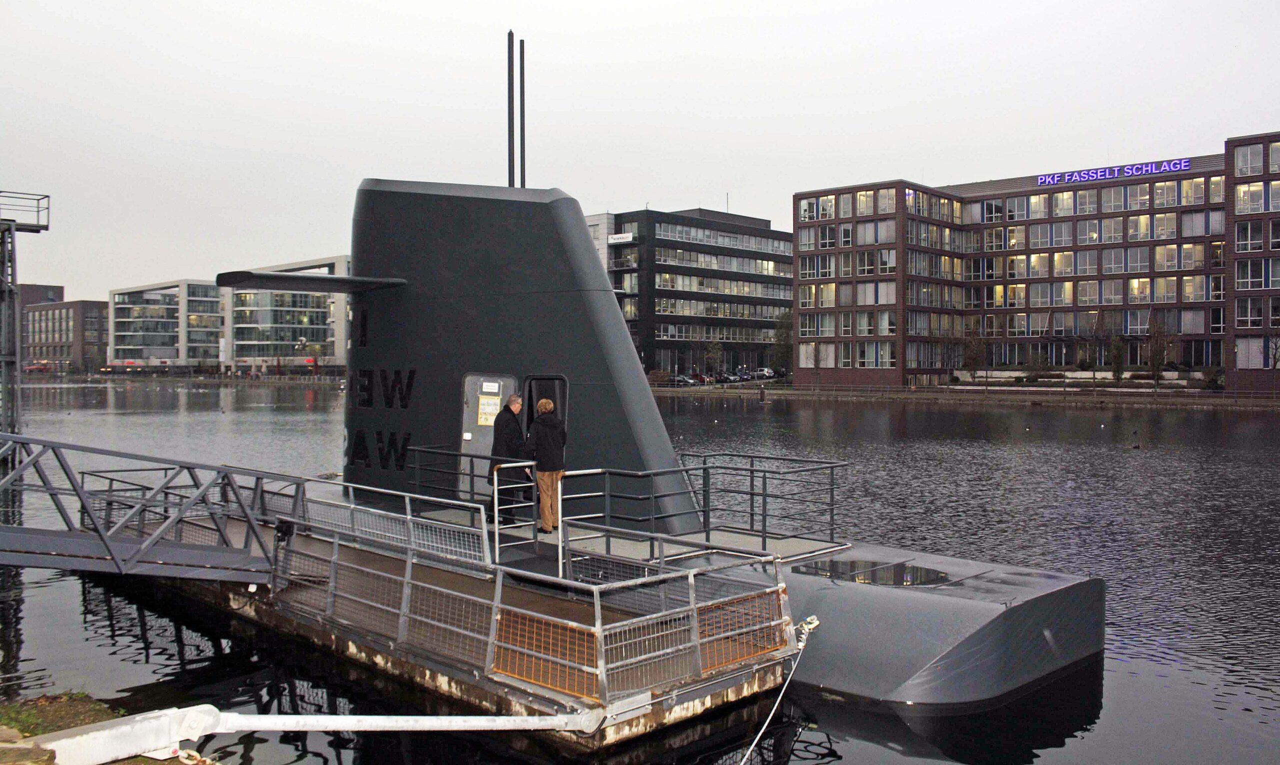 Kunst U-Boot