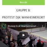 Vorschau Hallen-Fußball Protest DJK Wanheimerort